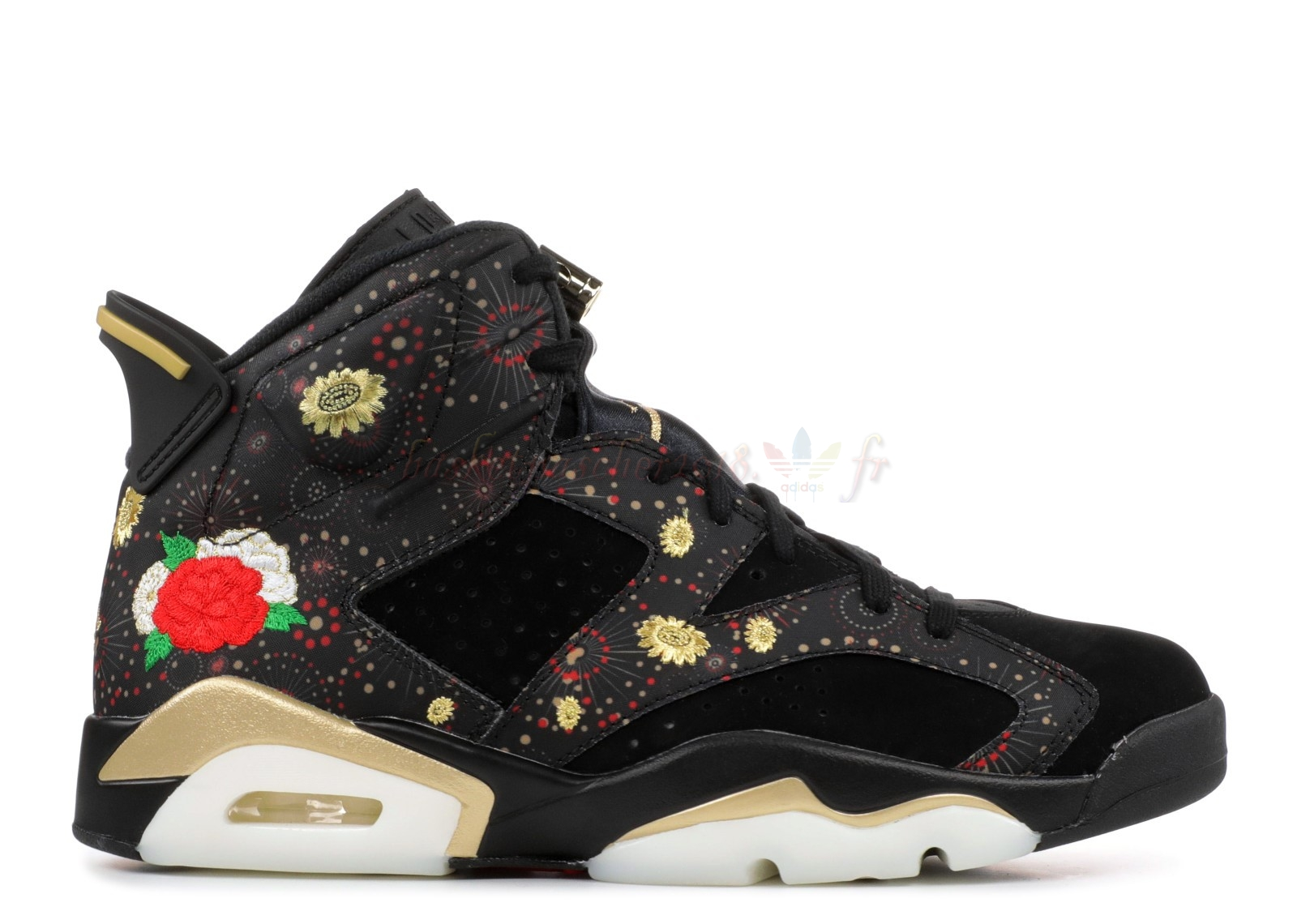 new product 5eb73 169cd Vente Chaude Chaussures De Basketball Homme Air Jordan 6 Retro Cny