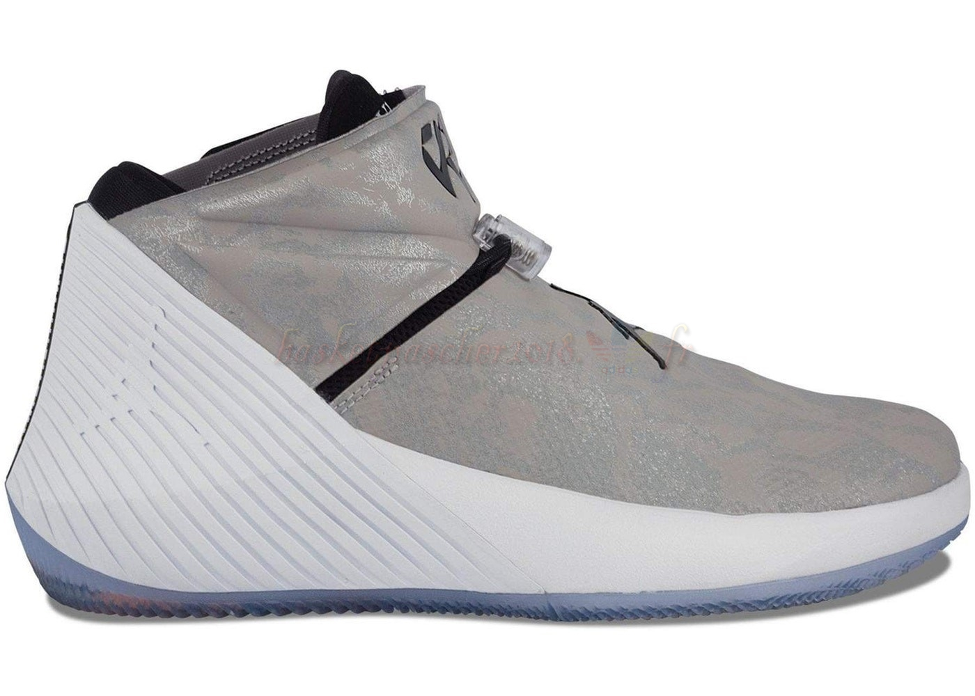 "Vente Chaude Chaussures De Basketball Homme Jordan Why Not Zer0.1 ""Fashion King"" Gris (aa2510-034) Pas Cher"