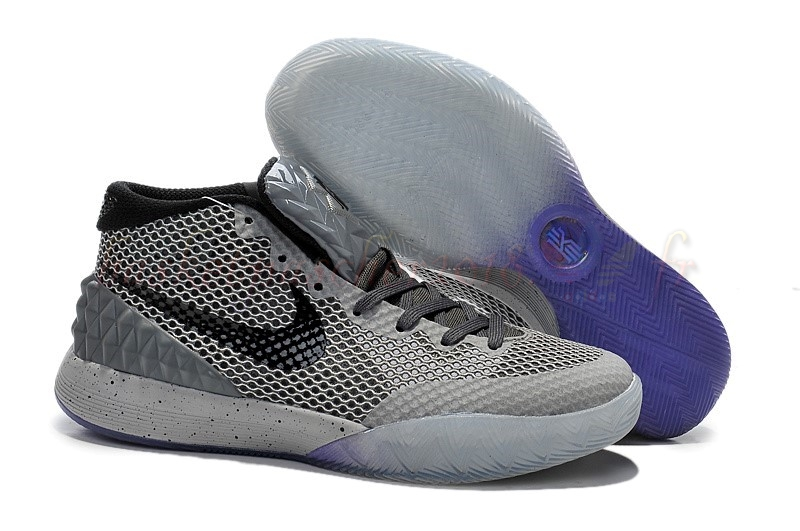 "Vente Chaude Chaussures De Basketball Homme Nike Kyrie Irving I 1 ""All Star"" Dary Grey (742547-090) Pas Cher"