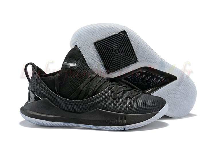 "Vente Chaude Chaussures De Basketball Homme Under Armour Curry 5 ""Pi Day"" Noir Pas Cher"