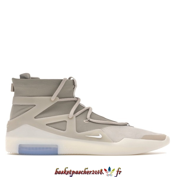 "Vente Chaude Chaussures De Basketball Homme Nike Air Fear Of God 1 ""Oatmeal"" Multicolore (AR4237-900) Pas Cher"