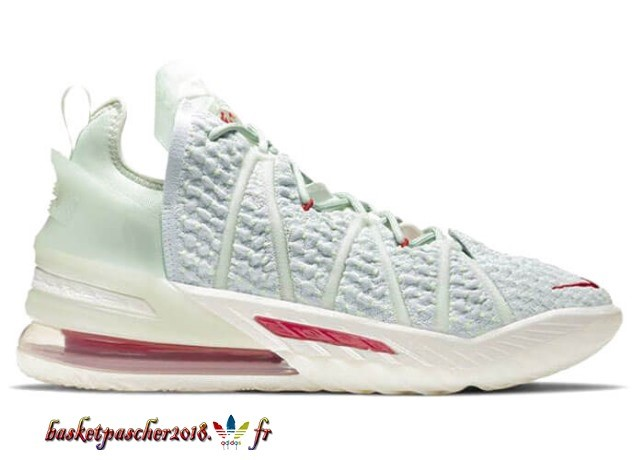 "Nike LeLa Source 18 ""Empire Jade"" Blanc Rouge (DB7644-002) Pas Cher"