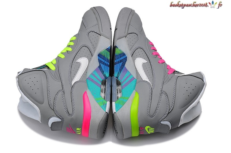 De Force Chaussures Air 180 Basketball Vente Nike Homme Chaude Gris H2IEWYD9
