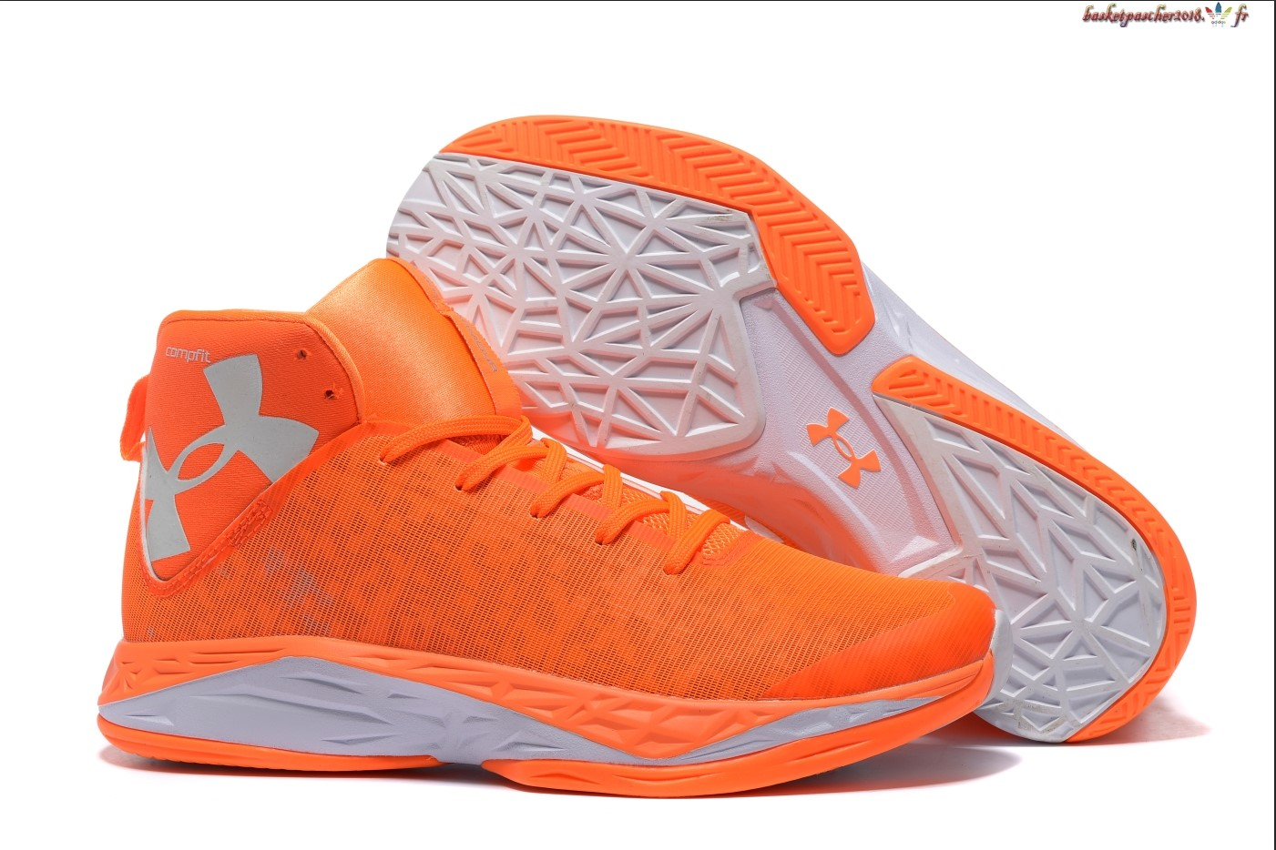 Vente Chaude Chaussures De Basketball Homme Stephen Curry 6 Orange Pas Cher